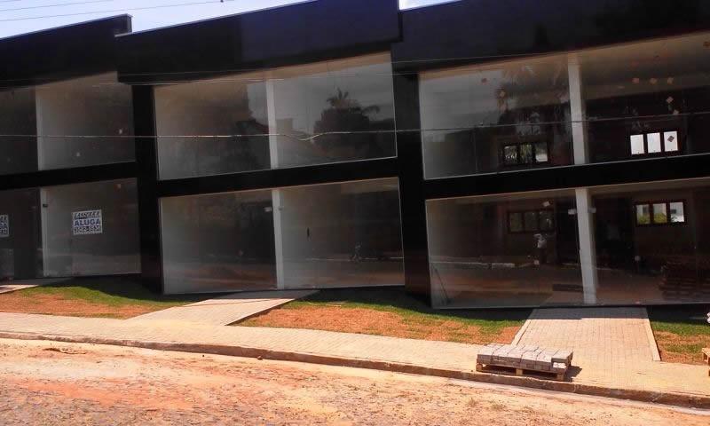 Centro Comercial Sevilha - G Ghem Engenharia - 1